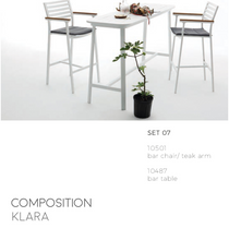Load image into Gallery viewer, Klara Barstool & Table-Maison Bertet Online