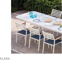 Load image into Gallery viewer, Klara Dining Table-Maison Bertet Online