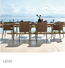 Load image into Gallery viewer, Leon Dining Table-Maison Bertet Online