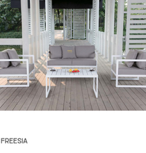 Load image into Gallery viewer, Freesia Sofa Set