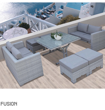 Load image into Gallery viewer, Fushion Sofa Set