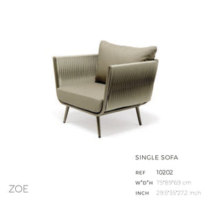 Zoe Club Chair-Maison Bertet Online