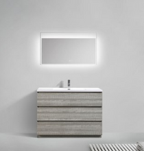 "Load image into Gallery viewer, Los Angeles 42"" Bathroom Vanity-Maison Bertet Online"