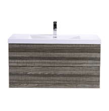 "Load image into Gallery viewer, Wilshire 42"" Bathroom Vanity-Maison Bertet Online"
