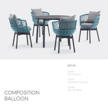 Load image into Gallery viewer, Balloon Dining Chair