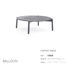Load image into Gallery viewer, Balloon Coffee Table