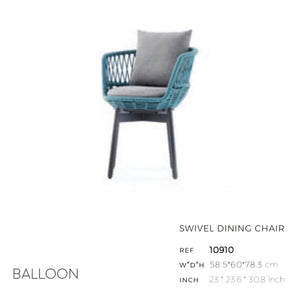 Balloon Dining Chair