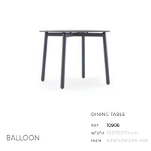 Load image into Gallery viewer, Balloon Dining Table