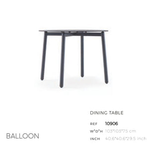 Balloon Dining Table