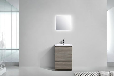 "Multifamily- Los Angeles 24"" Bathroom Vanity-Maison Bertet Online"