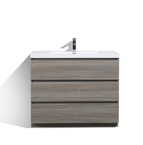 "Los Angeles 42"" Bathroom Vanity-Maison Bertet Online"