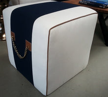Load image into Gallery viewer, Cruise Cube Ottoman