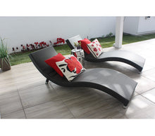 Load image into Gallery viewer, S Shaped Lounge Chair-Maison Bertet Online
