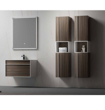 "Load image into Gallery viewer, Multifamily- Milano Modern 35"" Bathroom Vanity-Maison Bertet Online"