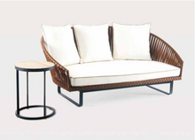 Load image into Gallery viewer, Brown Rope Sofa Set