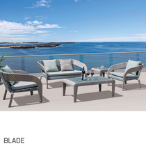 Load image into Gallery viewer, Blade Sofa Set