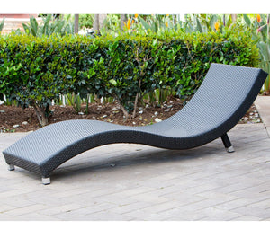 S Shaped Lounge Chair-Maison Bertet Online