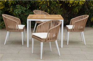 Wicker Dining Set II