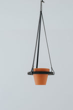 Load image into Gallery viewer, Orbit Hanging Planter (black)