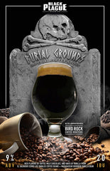 Burial Grounds - Imperial Coffee Stout (4-Pack)