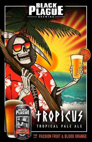 Tropicus Pale Ale (6-pack of 12oz Cans)