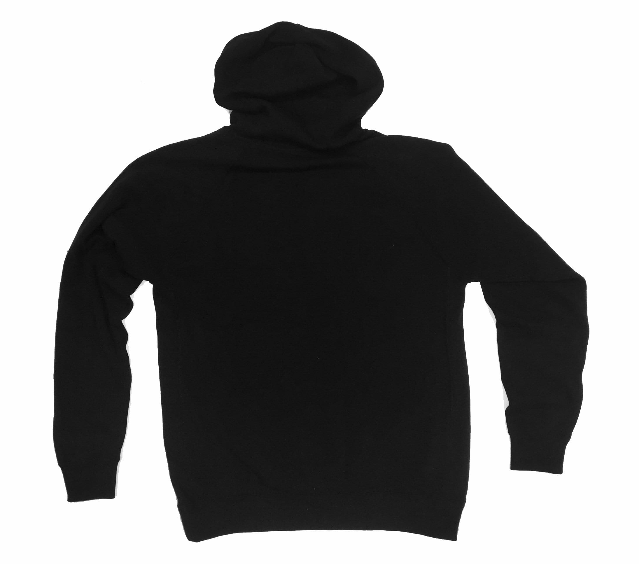 Black Plague Hoodie Pullover Fleece - Black - Black Plague Brewing Shop