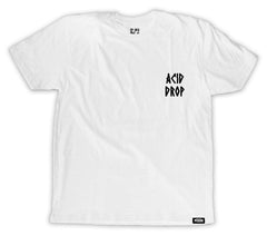 Acid Drop S/S Tee - White