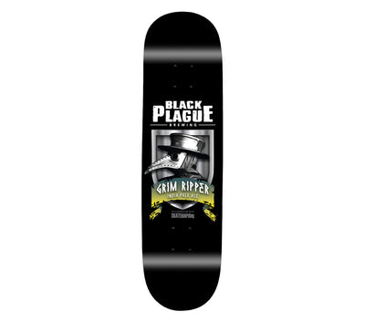 Grim Ripper TransWorld Skateboarding Deck
