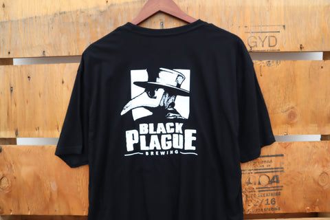 Plague Doctor S/S Tee - Black