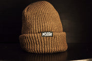 Black Plague Beanie - Canyon Brown