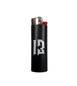 Superstitious BIC Lighter - Black Plague Brewing Shop