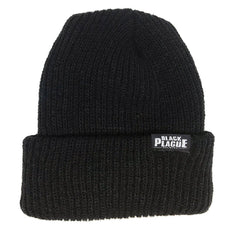 Black Plague Beanie - Black