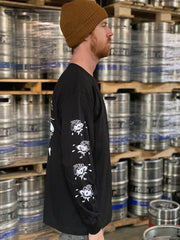 Dying For A Beer L/S Tee
