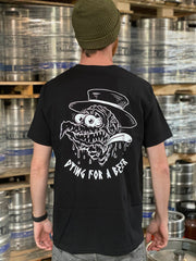 Dying For A Beer S/S Tee