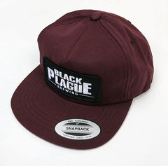 Snapback Hat (Unstructured)