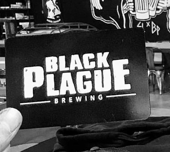 Taproom Gift Card - Black Plague Brewing Shop