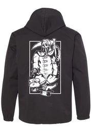 Windbreaker Jacket - Reaper - Black Plague Brewing Shop