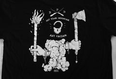 Find A Way S/S Tee - Black - Black Plague Brewing Shop