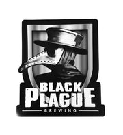 Magnet - Plague Doctor Logo