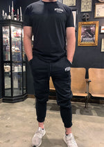Sweatpants - Black - BP Logo