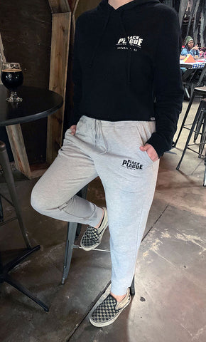 Sweatpants - Gray - BP Logo