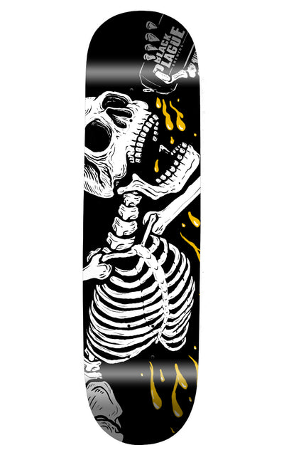 Grim Ripper Skateboard Deck