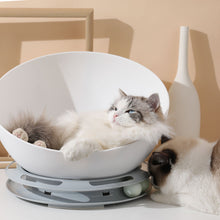 Load image into Gallery viewer, Fluffy Avenue Happy Cat Bed