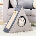 Cat Scratch And Snooze House