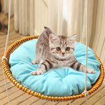 Round Hanging Cat Hammock