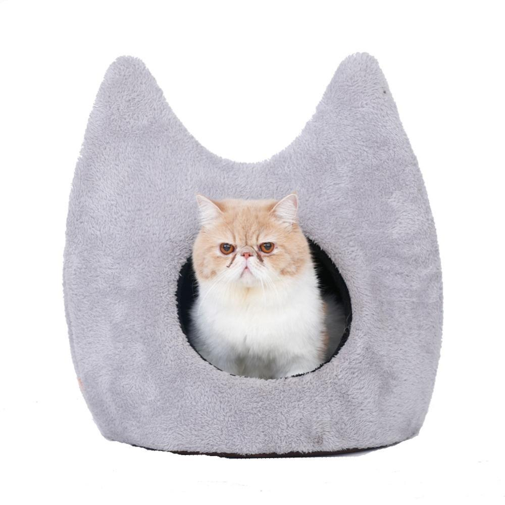 Pet Cat Cave Bed