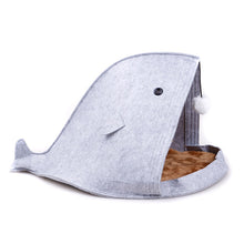 Lovely Shark Shape Pet House