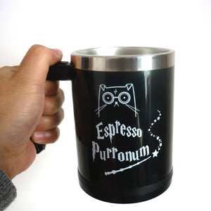 Espresso Purronum Self Stirring Cup