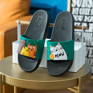 Meow Cat Slippers