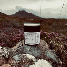 Load image into Gallery viewer, No 3: Wee Mad Road. Highland Heather and Rosemary, Luxury Candle Jar.